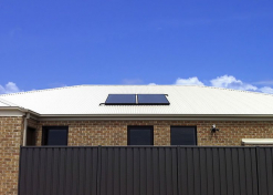 SplitLine Solar Hot Water System - Keysborough - 1 of 3